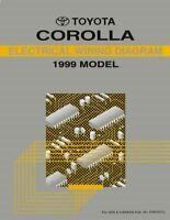 1987 TOYOTA COROLLA OVERSIZED WIRING DIAGRAMS SCHEMATICS MANUAL SHEETS SET  | eBayeBay