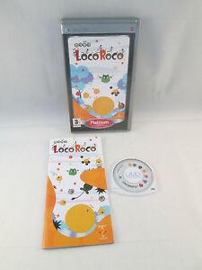 Sony Playstation Portable PSP - LocoRoco / Loco Roco