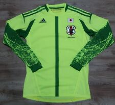 Japan Soccer GK Jersey Football Shirt 100% Authentic Player Issue M 2012/2013