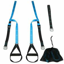 Bodyweight Fitness Resistance Adjustable Straps with Bag