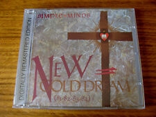 CD Album: Simple Minds : New Gold Dream : Remastered Edition : Sealed