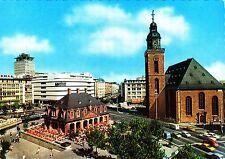 Frankfurt am Main , Die Hauptwache , Ansichtskarte