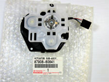 Lexus OEM 8790860841 GX470 Outside Mirrors Front Door Actuator Right 87908-60841