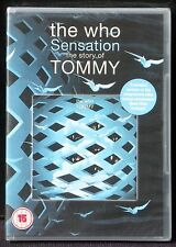 Sealed DVD The Who Sensation The Story of Tommy