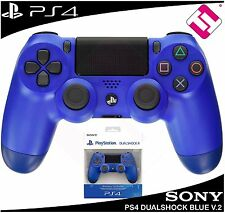 MANDO PS4 DUALSHOCK COLOR AZUL PLAYSTATION 4 PRECINTADO V2 NUEVO ORIGINAL