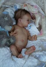 reborn baby doll Atticus(skulpt Laura Lee Eagles)