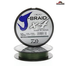 2 Spools Braided Fishing Line 10lb Test 150yds ~ New