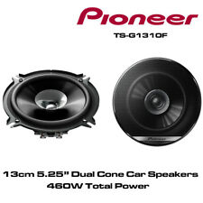 """Pioneer TS-G1310F Dual Cone 13cm 5.25"""" Car Coaxial Speakers 460W Total Power"""