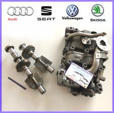 MODIFICA MODULO POMPA OLIO AUDI VW SEAT SKODA REVISIONE RIPARAZIONE USATO 2.0TDI