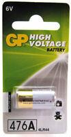 1 X GP 4LR44 476A A544 PX28A 6V Alkaline Battery