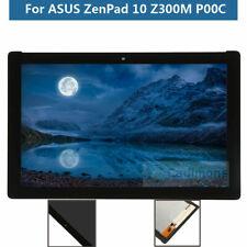 Per Asus ZenPad 10 Z300M P00C LCD Touch Screen Display Assembly Nero Bianco RHN