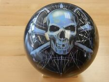 NIB 14# Brunswick Skull Viz-a-ball Bowling Ball