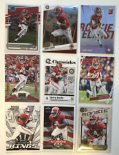 2020 Jerry Jeudy 9 Card Rookie Lot RC No Duplicates Crimson Tide Broncos Mint