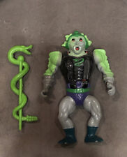 MOTU, Snake Face, Masters of the Universe, He-Man, with staff, figure, vintage
