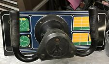Atari Sky Raider control panel with flight controller, good condition from 1978