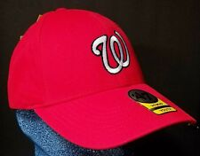 27b72cd7fa6 NEW Washington Nationals  47 MVP Red Baseball Cap Youth Adjustable 100%  Cotton