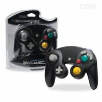 NEW Black Shock Game Controller Pad for Nintendo Gamecube GC Wii