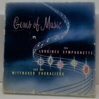 Gems of Music by Longines Symphonette and the Witttnauer Choraliers - Limited Ed