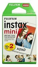 Fujifilm INSTAX Mini Instant Film Twin Pack-Open box (White)