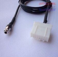 Aux In Kabel Audiokabel für 3,5 mm Buchse für Mazda 2 3 5 6 MX5 RX8