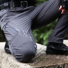 Pantalon Cargo Travail Homme Pantalon Noir Armée Pantalon Tactique (XS-S-M-L-XL)