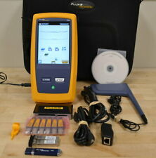 Fluke Networks OneTouch AT Network Assistant 1T-3000, w/Options, accys, GOOD