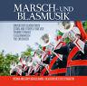 CD Marsch- und Blasmusik von Various Artists 2CDs