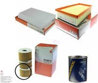 MAHLE / KNECHT Inspektionspaket Filter Set SCT Motor Flush Motorspülung 11604113