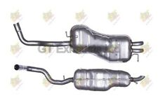 New Audi A3 VW Beetle Golf 1.8 2.0 2.3 96-06 Rear Back Box With Tail Pipe AU234Q