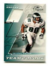 2001 Classics Team Colors JERSEY Irving Fryar Nebraska/Philadelphia Eagles