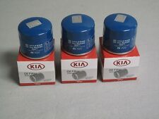 OIL FILTER (3 PS)  2630035503 (GENUINE) HYUNDAI KIA 1.6L 1.8L 2.0L 2.4L1994-2017