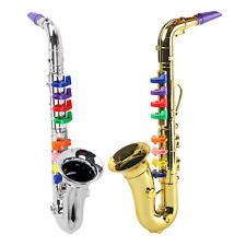 2 pcs  Saxophon Kinder Instrument Spielzeug Geschenk