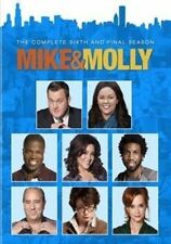 Mike Molly The Complete Sixth Final Season DVD IMPORT