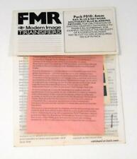 Fox Transfers F011 Railfreight Executive Greys Blanking Patches in Packet