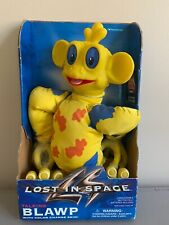 New Lost In Space Talking Blawp With Color Change Skin 1997 New Line Productions