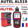 Valise de Diagnostique Multimarque Autel  AL519  AutoLink Français