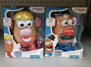 Playskool Friends Mr & Mrs Potato Head Classic Retro Toy DISCONTINUED FREE SHIP!