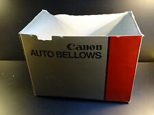 Canon AUTO BELLOWS FD système Duplicator NEUF, NEW! OVP, inutilisé, vintage