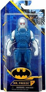 DC Comics Mr Freeze 6 inch action figure