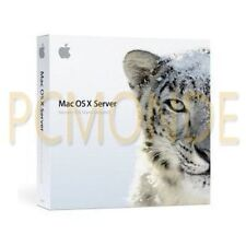 Mac OS X Server v10.6 Snow Leopard Unlimited Client License (mc588z/a)
