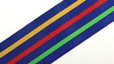 The Civil Defence Long Service Medal (CDM) Full-Size Medal Ribbon (15cm)