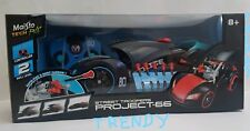 Maisto R/C Street Troopers Project-66 Radio Control Police Car - Black/Blue