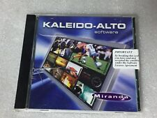 Kaleido-Alto software ver 2.11