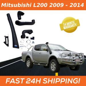 Snorkel / Schnorchel for Mitsubishi L200 2009-2014 Raised Air Intake