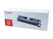 New Genuine Canon CART 301 Black Toner Cartridge for MF8180c, LBP5200 CART301