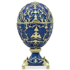1912 Tsarevich Royal Russian Egg 4.5 Inches