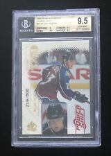 1998-99 MILAN HEJDUK - SP Authentic - Power Shift Rookie /500 #95 BGS 9.5 Gem Mt