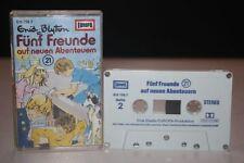 FÜNF FREUNDE 21 Enid Blyton MC Kassette EUROPA
