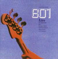 801 – 801 Live Collector's Edition Vinyl 2LP Expression 2012 NEW/SEALED 180gm