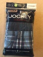 Jockey Classics Full-cut Woven Boxers 2-pack #9922 - 2Xl (44-46)